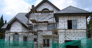 Фасадные работы Ростов-на-Дону цена от 253 руб. м2