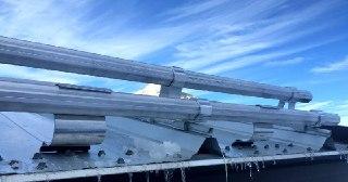 Монтаж снегозадержателей Ростов-на-Дону цена от 809 руб.